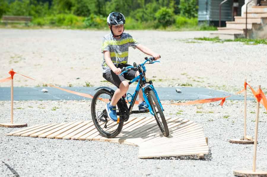 imparare la mountain bike a foppolo