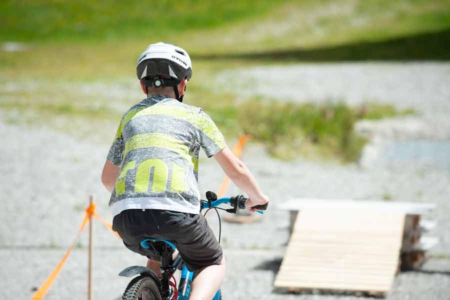 bike park per ragazzi piazzale di foppolo